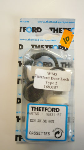 Thetford Door Lock