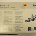 Truma Gas regulator Duo control cs Horizontal