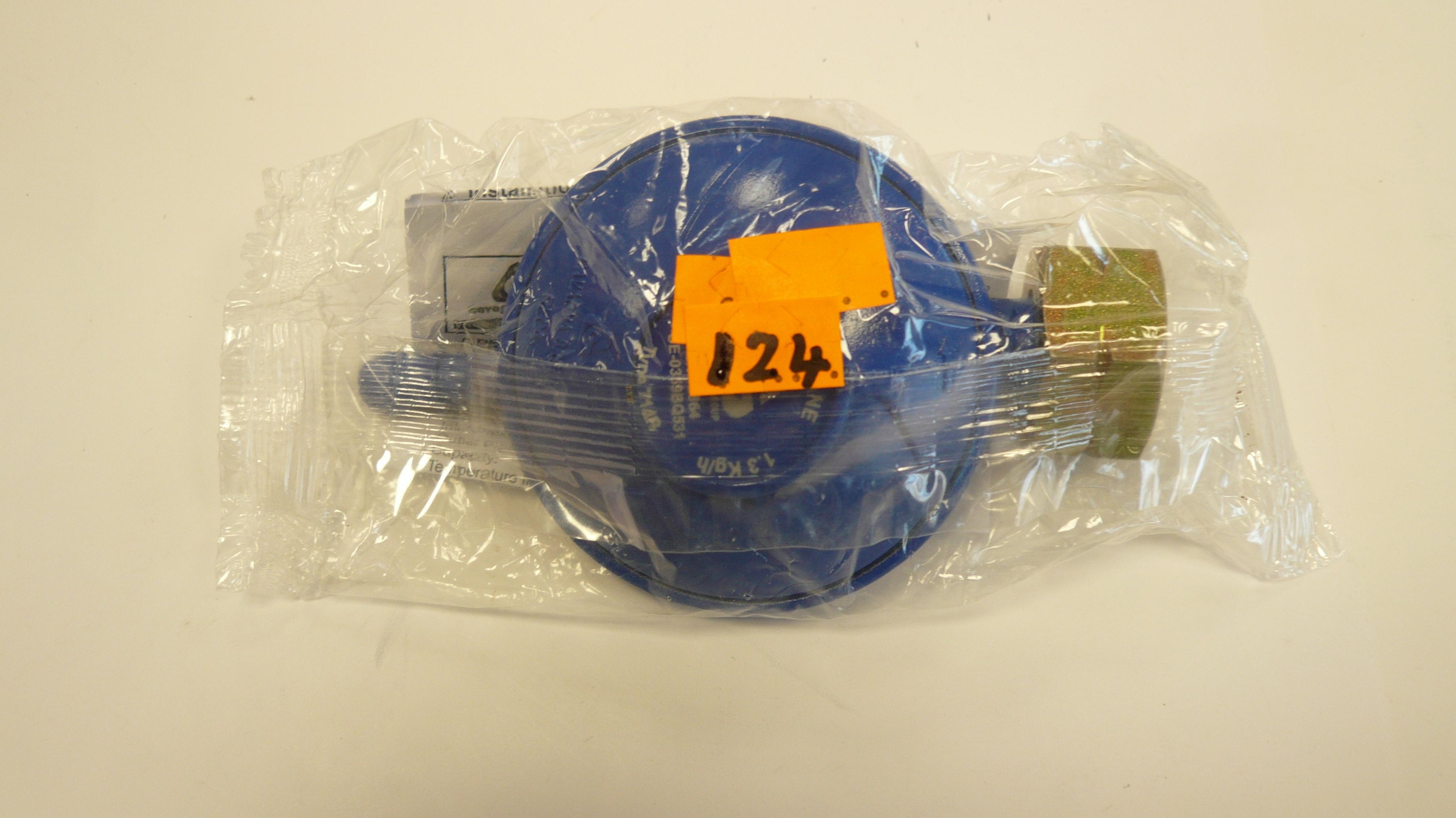 Low pressure gas regulator ( Butane 4.5kg)