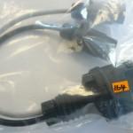 13 Pin Socket to 7N & 7S Plugs