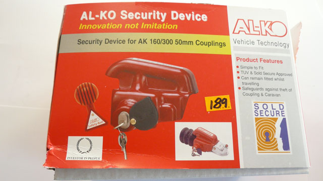 AL-KO  Security Device for AKS 160/300