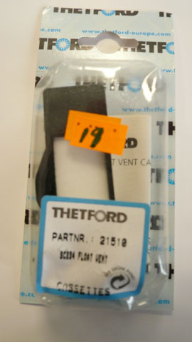 Thetford Float Vent cassettes