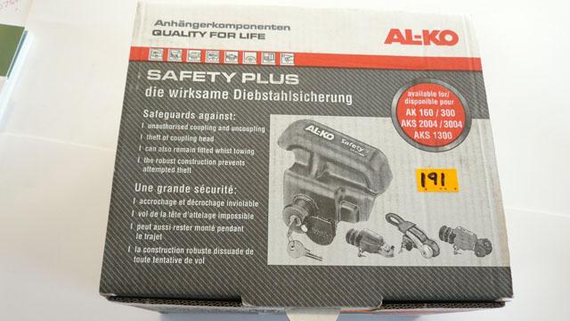 AL-KO  Security Device