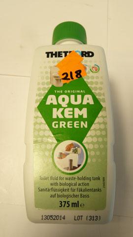 Thetford Aqua kem