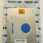 Thetford overlay sticker