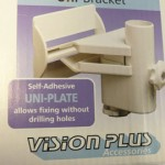 UNI Bracket self adhesive for arial pole