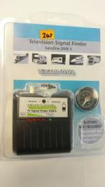 Television Signal Finder-satellite DVB-S