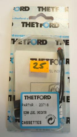 Thetford  SC 200 Level Indicator  cassettes
