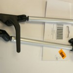 Polyfix 200mm Tube stay lever lock