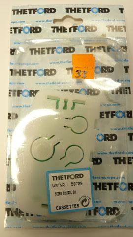Thetford SC250 Control sn