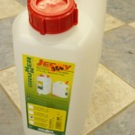 10 Litre plastic water container with tap