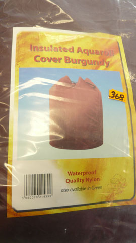 Water proof insulated Aqua roll cover