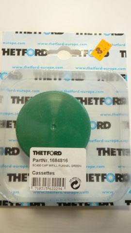 Thetford SC400 CAP W/Fill Funnel