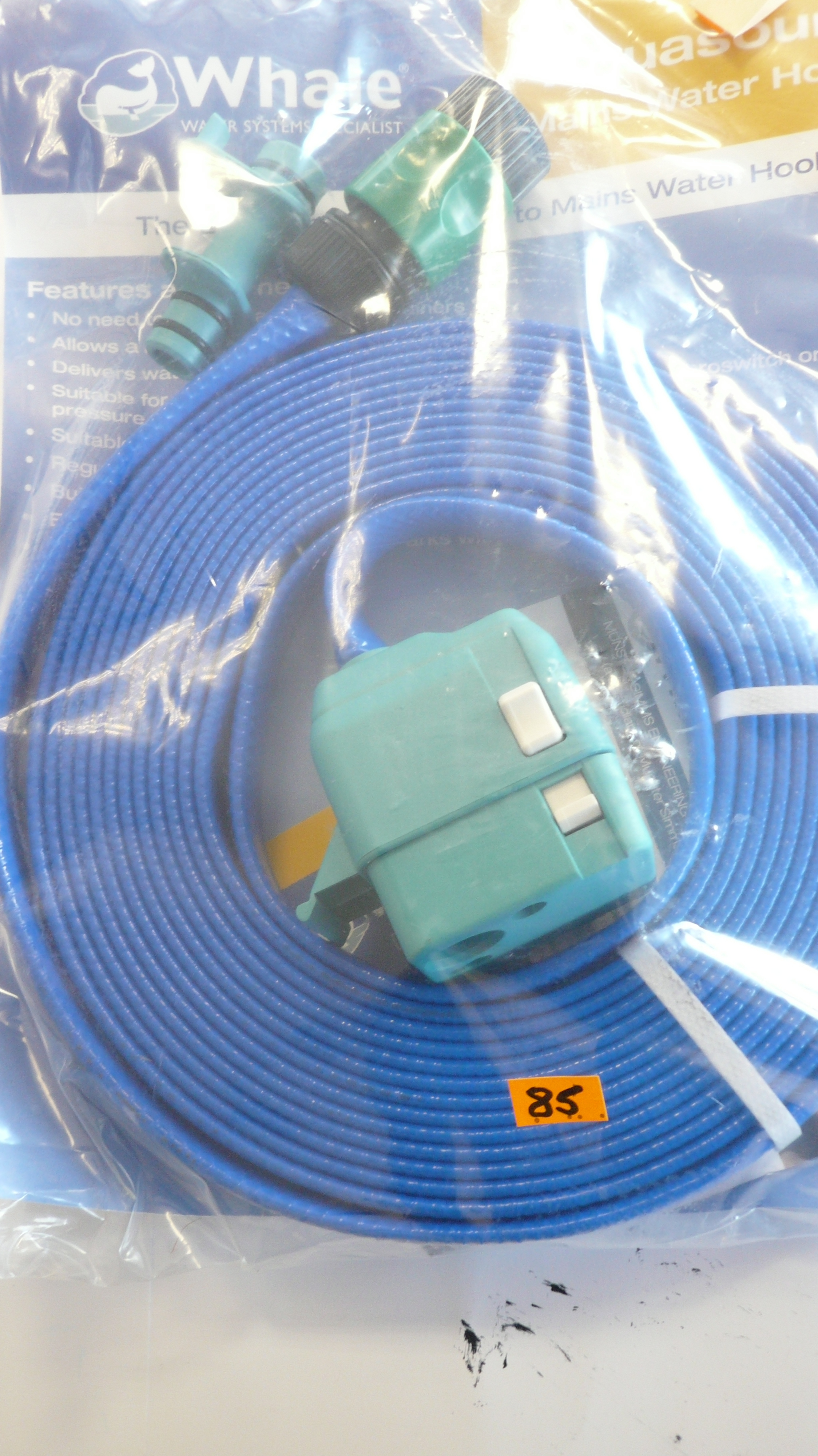Whale Aquasource Mains water Hook-up