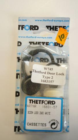 Thetford Door Lock