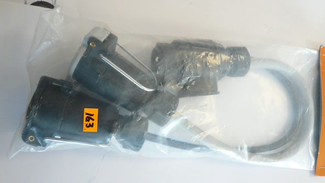 13 Pin Plug to 7N & 7S Coupling  Socket