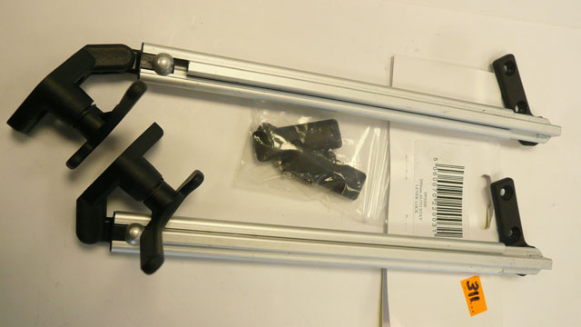 200mm Auto stay lever lock