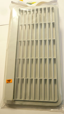 Uni part    Louvered Ventilator