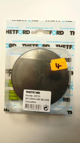 Thetford sc 250/c-400 Blade